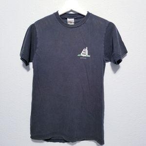 RipNDip I Shed On You print T shirt SMALL